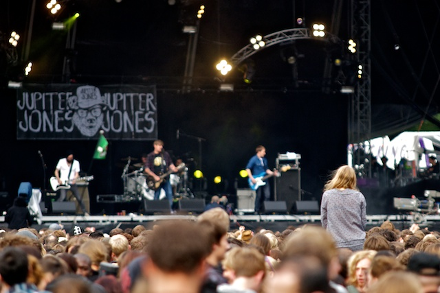 Jupiter Jones live auf dem Rheinkultur-Festival 2011