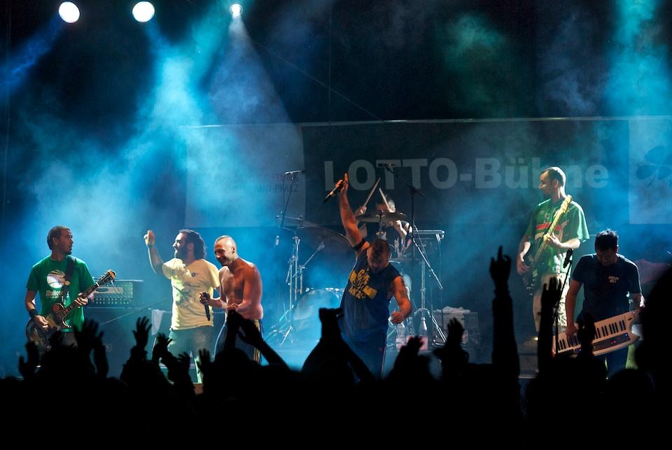 Konzertfotos: Che Sudaka – 2011