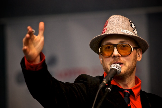 Rotfront live auf dem Horizonte-Festival 2011