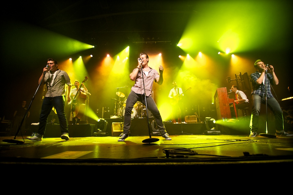 Konzertfotos: The Baseballs – 2011