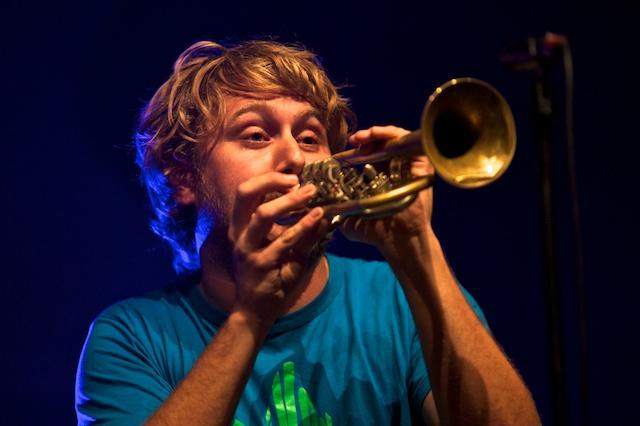La Brass Banda live im E-Werk Koeln
