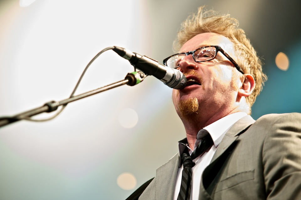 Konzertfotos: Flogging Molly – 2011