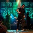 Dropkick Murphys live bei einem Auftritt in der Mitsubishi Electric Hall Duesseldorf