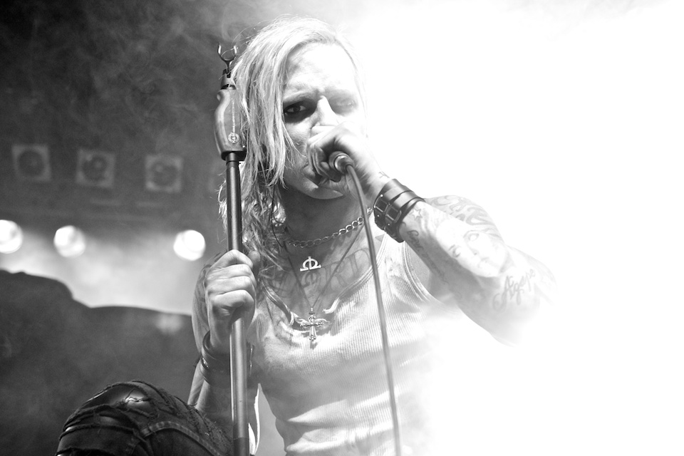 Konzertfotos: Lord of the Lost – 2012