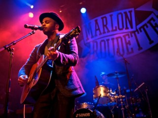 Marlon Roudette live im Gloria in Koeln