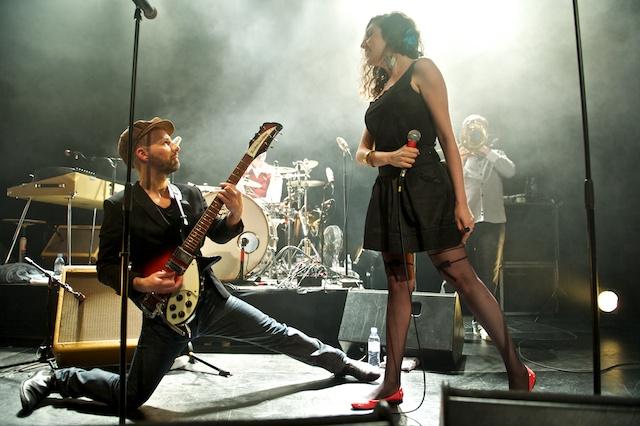 Shantel live im Gloria in Koeln
