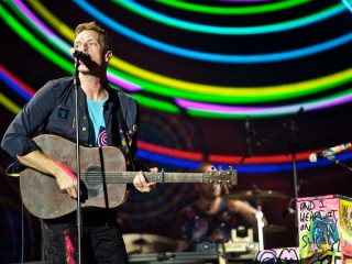 Coldplay @ by Wolfgang Heisel 2012
