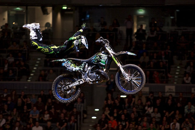 Night of the Jumps 2012 in der Lanxess Arena Koeln