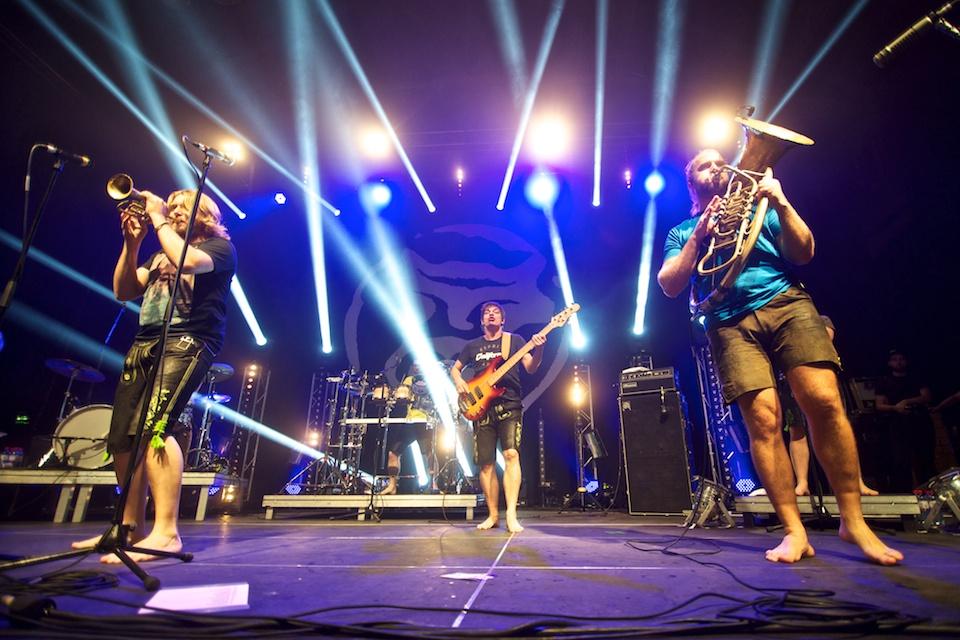 Konzertfotos: La Brass Banda 2013