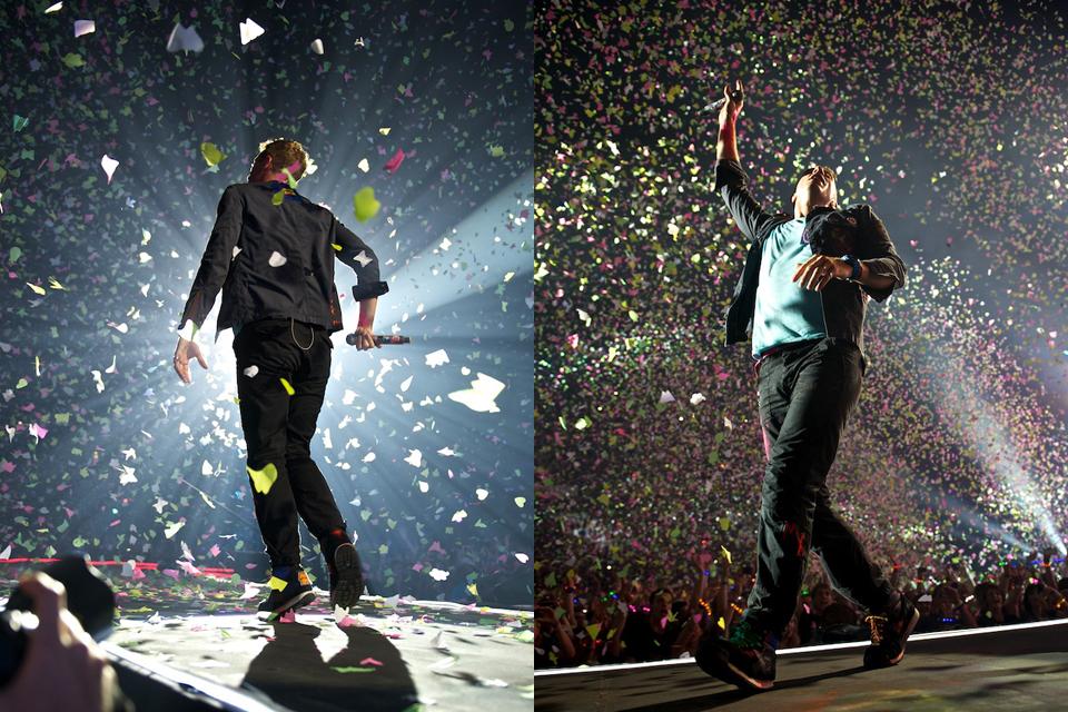 Konzertfotos: Coldplay – 2012